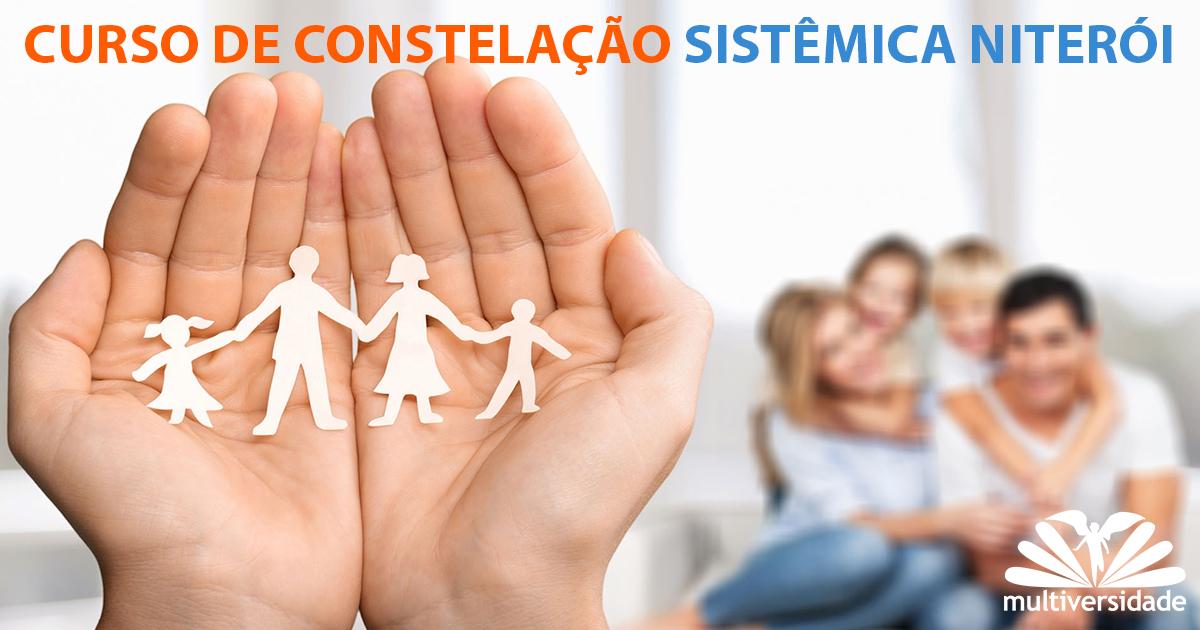 CURSO CONSTELAÇÃO FAMILIAR SISTEMICA NITEROI